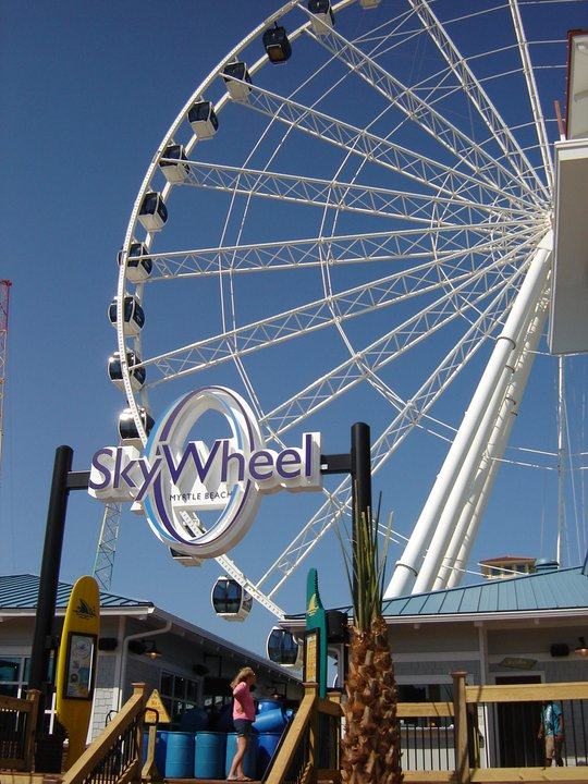Skywheel Tickets Myrtle Beach