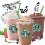 Starbucks Happy Hour: 50% off Frappuccinos