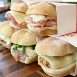 Free slider with purchase at Arby's