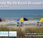 2016 Myrtle Beach Coupon Card