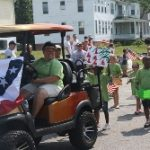 Free Memorial Day Golf Cart Parade
