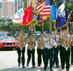 Free Military Appreciation Days Parade and Family Picnic