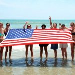 Free July 4 Salute from the Shore