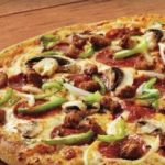 Domino's: Large, three-topping pizza for $7.99