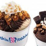Baskin-Robbins: Get ice cream scoop for $1.31