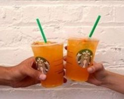 Starbucks Treat Receipt = $2.50 Grande cold beverage after 2 p.m.