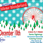 Winter Wonderland Event at SkyWheel Myrtle Beach