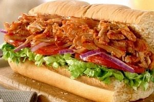 Subway: $6 Footlong 'Sub of the Day' special