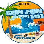 "NASCAR Whelen Series Race: ""Armed Forces Sun Fun 101"""