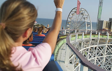 Family Kingdom Is A Seaside Amut Park And Water Located In Myrtle Beach South Carolina