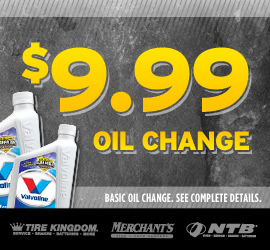 Cheap Oil Changes >> Coupon For 9 99 Oil Change At Ntb Myrtle Beach On The Cheap