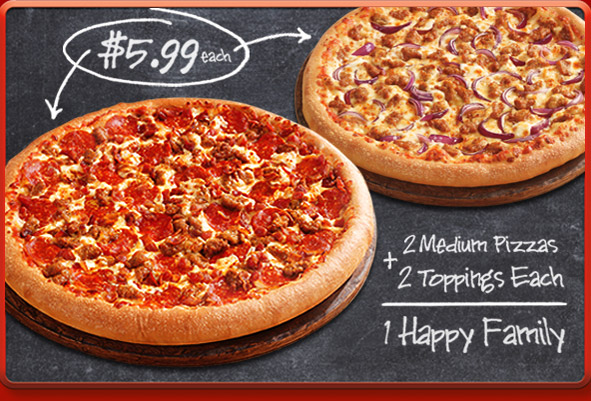 Pizza Hut is a restaurant chain that offers pizzas, pastas and sidelines and is committed to provide its customers an unforgettable dining experience.