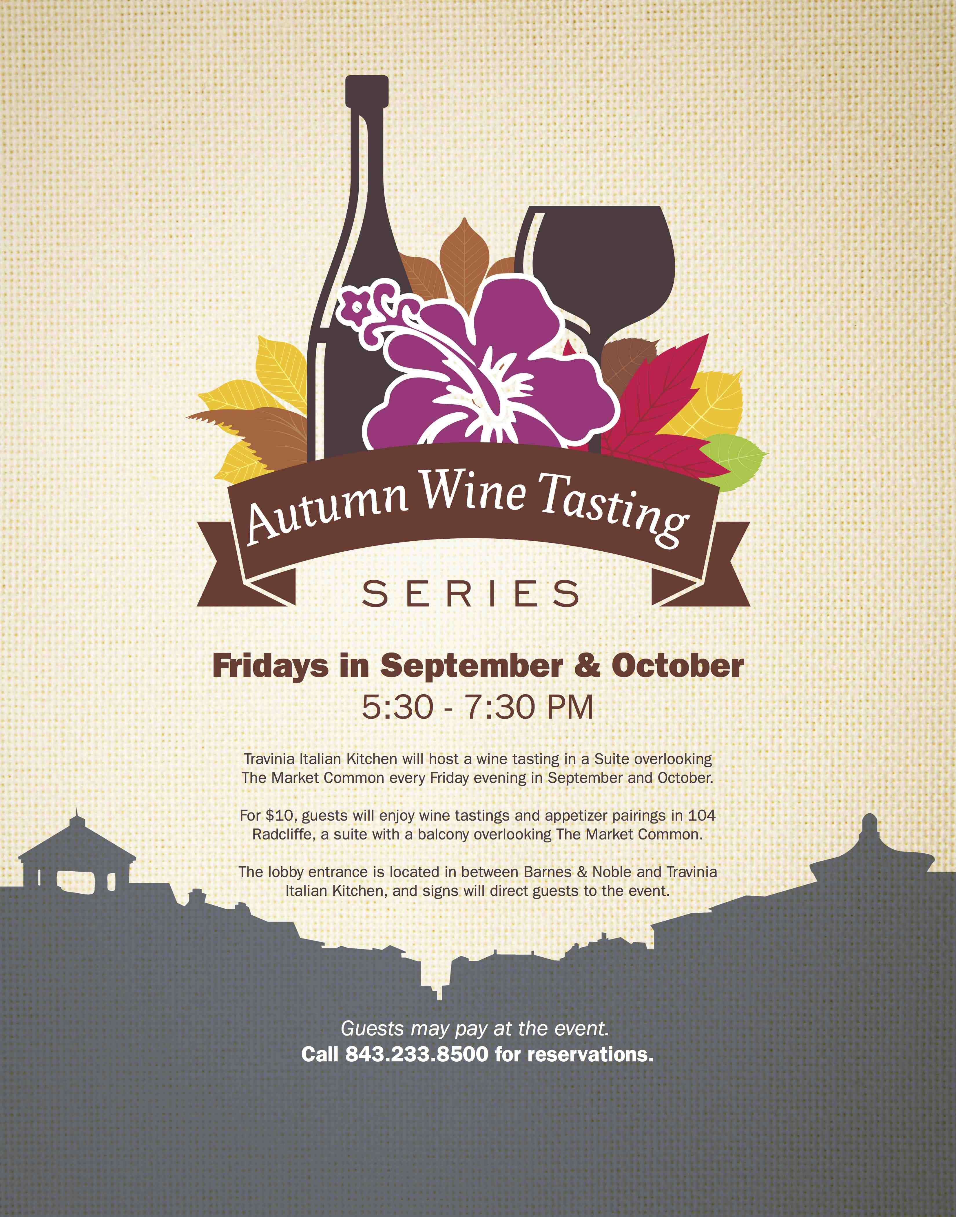 Friday Night Wine Tasting Series - Myrtle Beach on the Cheap