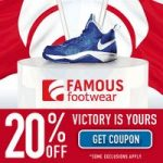 Coupon for Famous Footwear