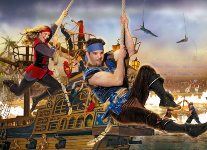 Reserve Myrtle Beach Pirates Voyage