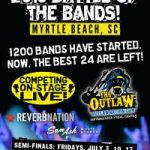 Free Admission to Battle of the Bands