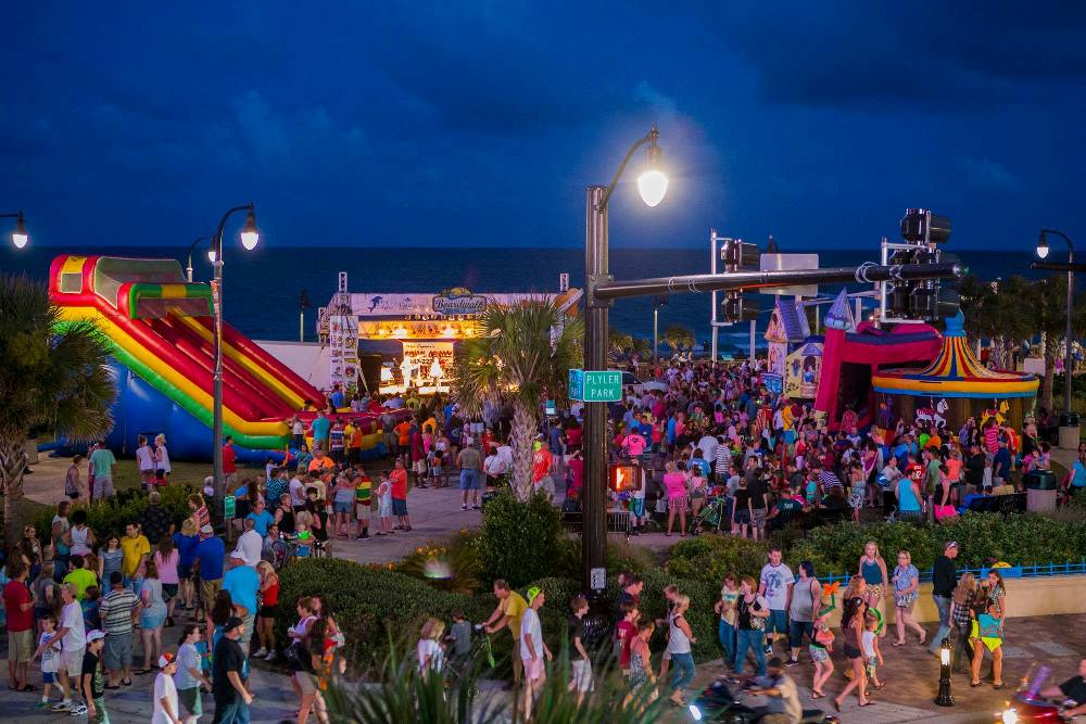 Free Kids Carnival Myrtle Beach On The Cheap