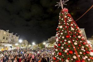 FREE Tree Lighting Ceremony at The Market Common