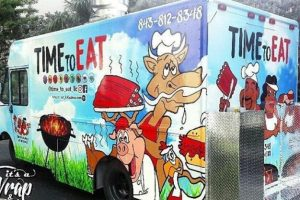 FREE Admission to Myrtle Beach Food Truck Festival