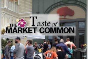 FREE Admission to Taste of The Market Common