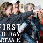 FREE Art Walk on First Fridays