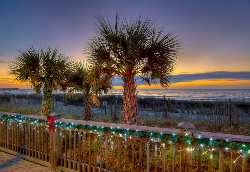 Myrtle Beach Holiday Events & Activities