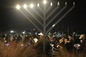 FREE Admission to Lighting of the Menorah