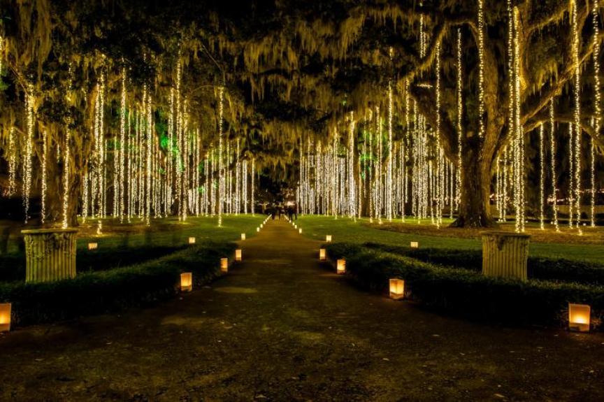 Best Holiday Light Displays in Myrtle Beach