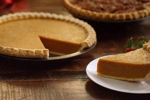 Get FREE whole pumpkin or pecan pie at Denny's