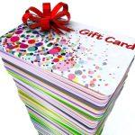 Holiday Gift Card Bonus Offers
