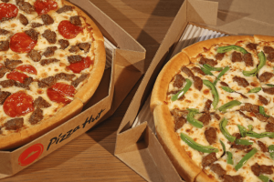 Pizza Hut: Get medium, two-topping pizza for $5.99