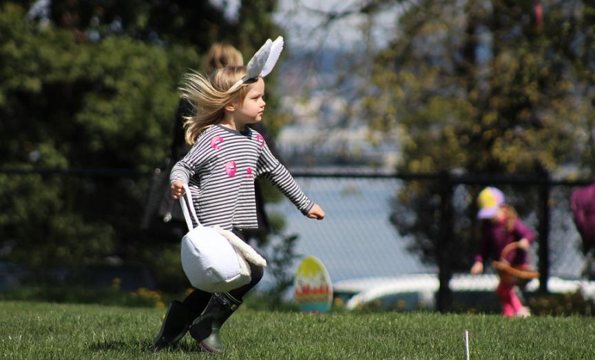 Mclean Park Myrtle Beach Easter Egg Hunt
