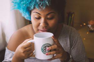 Use your mug for discounts at Starbucks