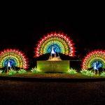 Brookgreen Gardens Summer Lights Festival