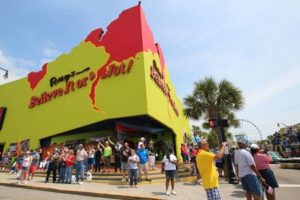 National Ice Cream Day at Ripley's