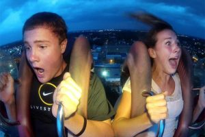Discount on Myrtle Beach Sling Shot Thrill Ride