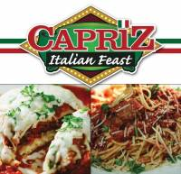 Pizza and a Pitcher for $12 at Capriz Italian Feast