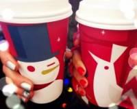 Buy 5 Starbucks holiday beverages, get 1 free