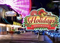 Free Admission to Holidays on the Boardwalk