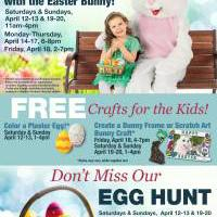 Free Easter Activities at Bass Pro Shops